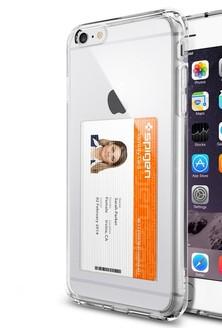 新奇配件 专为6P设计ID卡透明保护壳