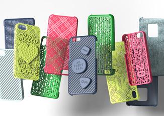 新奇配件 在线3D打印你的iPhone手机壳