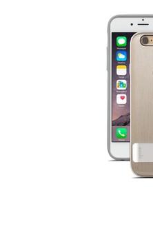 新奇配件 Moshi iPhone6优雅质感保护壳
