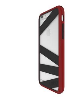 新奇配件 背部绑带插卡iPhone6保护壳