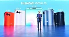 全面屏四摄新潮流 HUAWEI nova 2s手机2699元起