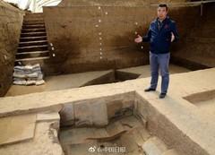 陕西发现王家浴室 使用者或为秦献公和秦孝公