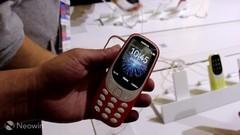 诺基亚一代神机本月重现 3G版的3310值多少情怀