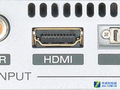 买显示器看接口 只有一个VGA的千万别买!