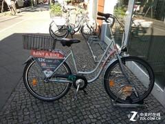 摩拜OFO要哭了 体验德国共享单车回本仅需2天?