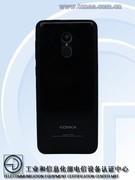 康佳全面屏手机S5入网工信部 或搭载锤子系统