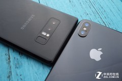 Note8接战iPhoneX,年度机皇花落谁家就看这把