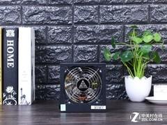 炫光效铜效能 金河田V600全模电源评测