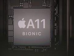 苹果A11X芯片首曝:7nm工艺8核心开启吊打模式