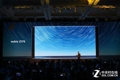 真正的无边框全面屏旗舰来了 努比亚Z17S发布