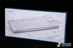 极致奢美 雷柏MT500超薄机械键盘评测
