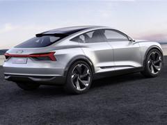 奥迪纯电动SUV将2019年量产 续航里程超500km