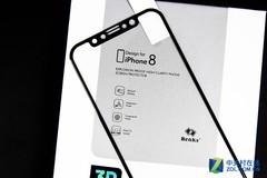 iPhone X保护膜现身 正脸就长这样 没啥可辩论的