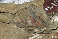 蒙古发掘中国干尸 身高170左右 服饰判定为中原人