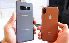 三星Note8&iPhone8今夜王见王 这次你选谁?