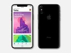 iPhone8部分参数曝光 5.8英寸屏幕64GB内存起步