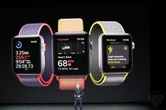从此出门不用带手机 Apple Watch 3支持4G通话