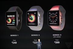 Apple Watch 3告诉你 手表要开始替代手机了