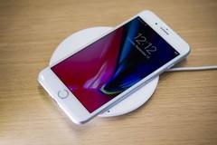 果粉的心碎了 iPhone8/X的无线充电功率竟这么低