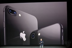 苹果iPhone 8发布 涨价了! 其实就是iPhone 7s