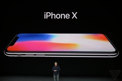 苹果iPhone X正式发布 十周年纪念版售价8388起