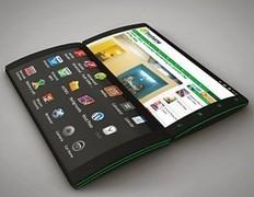 全面屏腻了?华为明年发可折叠手机 两块屏没缝隙