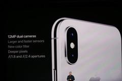 iPhone X终于发布 三星华为表示不服正面硬刚