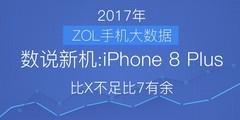 数说新机:苹果iPhone 8 Plus出师未捷身先死?NO