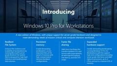 """微软专门为重度用户推出Win10""""专业高级版"""""""