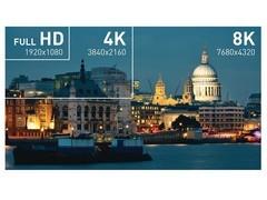 布局悄悄展开 浅谈8K分辨率技术的未来