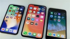 比更大还更大!6.5寸iPhone X Plus外形曝光