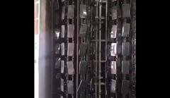 富士康车间被偷拍 密密麻麻全是iPhone8