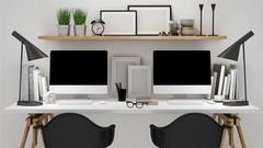 花4K就能有这么帅的办公桌 比买iPhoneX还有逼格