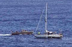 漂流5个月获救 船只漂流偏离航道 5个月获救奇迹