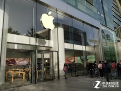 iPhone8今日首销略显平淡 忠诚果粉