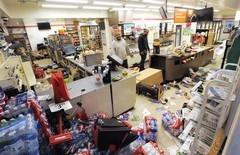美加州抢劫事件 万圣节期间出现恶性事件