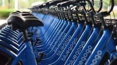 小蓝单车人去楼空 共享单车开始洗牌 谁将会是赢家