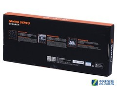 BOX轴+PBT键帽 达尔优EK822机械键盘评测