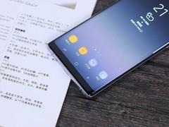 安卓机皇来了 三星Note 8多渠道今天开卖