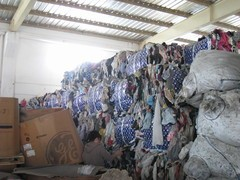 中国永别收洋垃圾:这些垃圾你可能用过