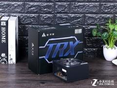 时尚光效全模组 金河田TRX500电源评测