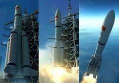 长征五号失败调查 或年底查清 嫦娥四号或探月推迟