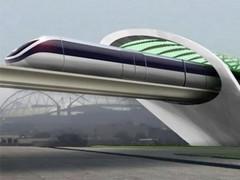 超级高铁全面测试 高铁预言可达到1200公里时速