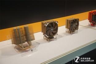 全面只为散热 ID-COOLING台北展台一览