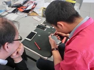 碎屏坏机不用愁 PC168手机网轻松修