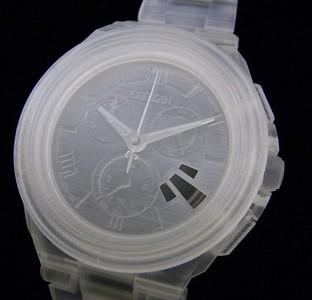 迭代只为完美西铁城手表3D打印研发应用
