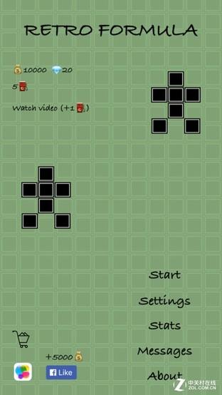 App今日免费:复古小游 Retro Formula