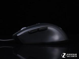 类肤办公 达尔优LM107有线光学鼠标