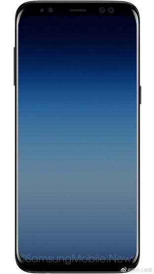 三星A7新款渲染图曝光 配备曲面全面屏