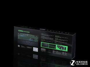 高性价比优手感 富勒G900S机械键盘评测